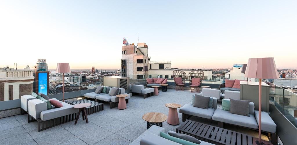 Apartamentos Turísticos Gran Vía Capital Madrid Web Oficial