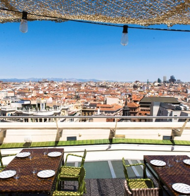 Gran Via Madrid Smartrental Collection Apartments